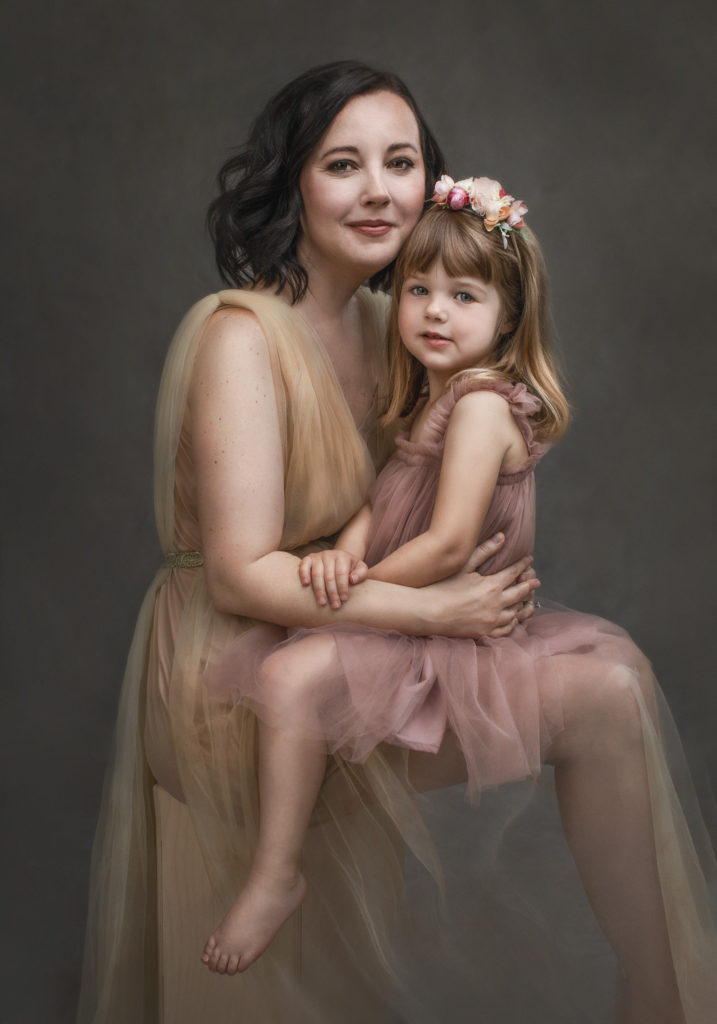 Mommy and Me Cypress texas by anasilvaportraits.com